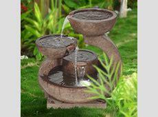 Henri Zen Easy Fountain Garden Water Feature   £624.99