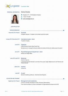 Student Internship Cv Template Cv Apprenticeship Or Internship Placement Wanter
