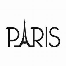 Paris Designs Paris France Skyline Svg Cuttable Design