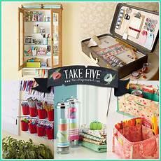 5 great craft organizing ideas the cottage market