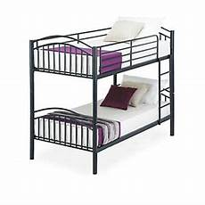 Panana 2 X 3ft Single Metal Bunk Bed 2 by Panana Strong 3ft Metal Bunk Bed Frame Split