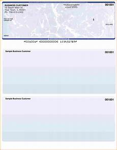 Check Template Microsoft Word 10 Payroll Check Printing Template Secure Paystub