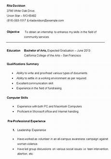Resume Format For College Applications College Application Resume Outline Resume Outline Free