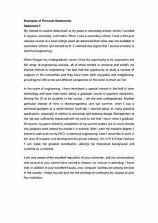 Personal Statement Essay Example For College Personal Statement For College Personal Statement