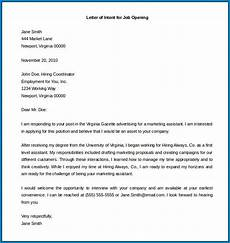 Sample Letter Of Intent To Hire Employee Free Printable Employment Letter Of Intent Template
