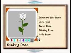 Toontown Flower Chart Toontown All Flower Jellybean Combinations 1 8 With