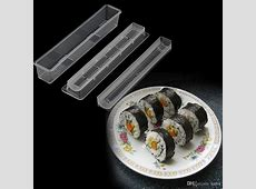 2020 Sushi Roll Rice Maker Mould Roller Mold DIY Non Stick