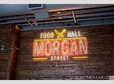 Full Review of Morgan Street Food Hall in Raleigh North