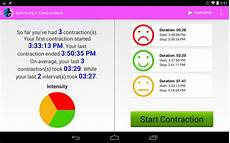 Contraction Timing Chart Easy Contraction Timer Android Apps On Google Play