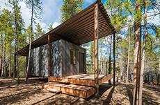 Design Build Colorado Colorado Building Workshop Constructs 14 Micro Cabins