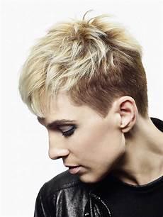 kurzhaarfrisuren frauen 2019 undercut pin on haircut