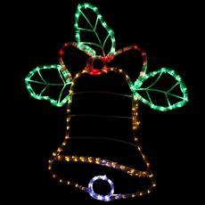 Led Rope Christmas Lights New Bell Shape 110v Led Rope Light In Outdoor Christmas
