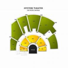 Treasure Island Theater Seating Chart Treasure Island Nv Seating Chart Vivid Seats