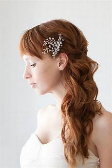 vintage inspired wedding hairstyles and veils weddbook