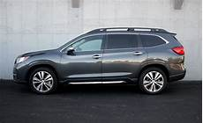 2019 Subaru Ascent Fuel Economy by Report 2019 Subaru Ascent Review Ny Daily News