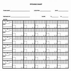 Pitching Template Sample Pitching Charts 7 Free Documents In Pdf