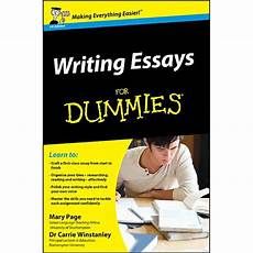 Essays For Dummies Writing Essays For Dummies Paperback Walmart Com