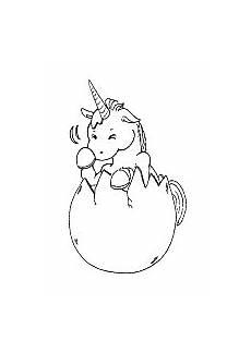 Ausmalbilder Einhorn Baby Ausmalbild Einhorn Fabelwesen Einh 246 Rner Unicorn