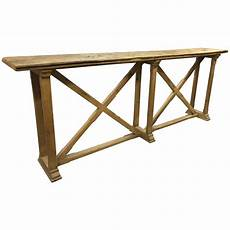 Narrow Sofa Tables For Small Spaces Png Image by Narrow X Base Console With Images Rustic Style