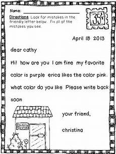 Example Of A Short Friendly Letter Friendly Letter Writing Everything You Need By