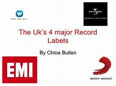 Major Record Labels The Uk S 4 Major Record Labels