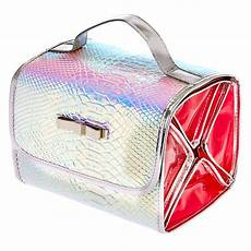 holographic roll travel makeup bag s us