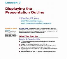 Powerpoint Presentation Outline Example 9 Presentation Outline Templates Free Amp Premium Templates