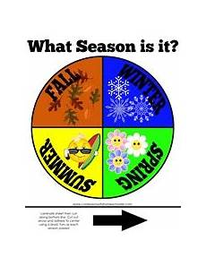 Season Wheel Chart Calendar Time Printables Vol 2 Confessions Of A