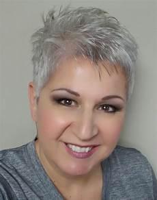 kurzhaarfrisuren graue haare bilder 15 best ideas of shaggy hairstyles for grey hair