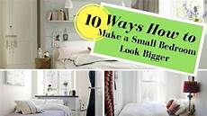 How To Make Small Bedrooms Look Bigger How To Make A Small Bedroom Look Bigger