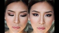 prom formal makeup tutorial
