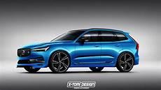 2018 Volvo Xc60 R Design Polestar 2018 Volvo Xc60 Polestar Digitally Imagined But Will It