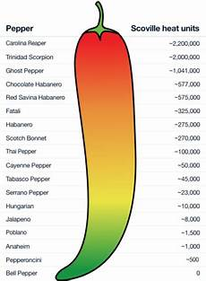 The Measure Of A Pepper Head And What Makes A Scoville Sauce