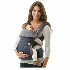 Light Blue Ergo Baby Carrier Ergobaby 4 Position 360 Baby Carrier Dusty Blue