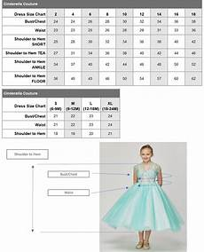 Marina Dress Size Chart Girls Short Tulle Dress Cincou 5029 Victoria S Elegance