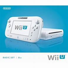 cost of wii console new nintendo wii u console basic set white japan import