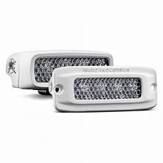 Rigid Led Lights Rigid Industries 174 Sr Q Series Marine Rgb Diffused Led Lights