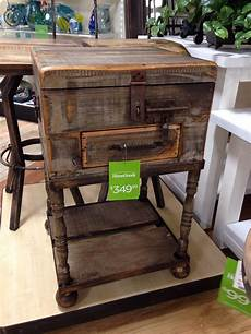 Hoobro End Table Rustic Side Table With 3 Tier Shelf by Rustic End Table Rustic End Tables Decor