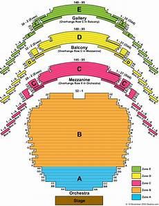 Straz Ferguson Seating Chart Carol Morsani Hall The Straz Center Seating Chart