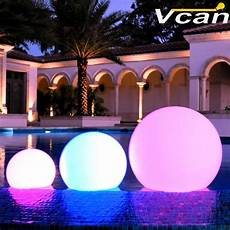 Light Up Pool Balls 20cm Discount Ip68 Floating Waterproof Led Ball For