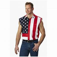americana clothes for scully s americana and stripes sleeveless shirt