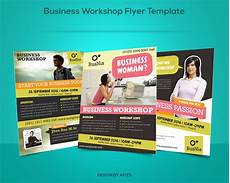 Promotional Flyer Ideas Business Workshop Promotion Flyer Flyer Templates