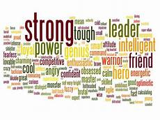 A List Of Characteristics Personal Characteristics