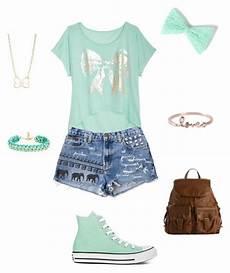 work clothes siwa mint with bows jojo siwa tween fashion