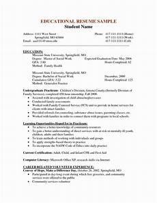 Student Resume Maker 12 13 Social Worker Resume Format Loginnelkriver Com