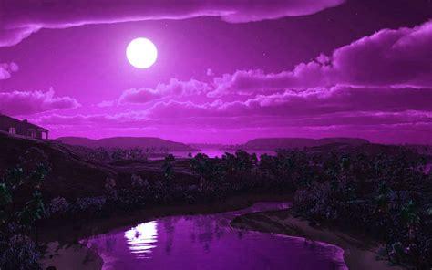 imagenes de paisajes en la noche fondo escritorio paisaje fantasia de noche