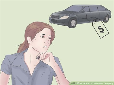 A Limousine Company by How To Start A Limousine Company With Pictures Wikihow