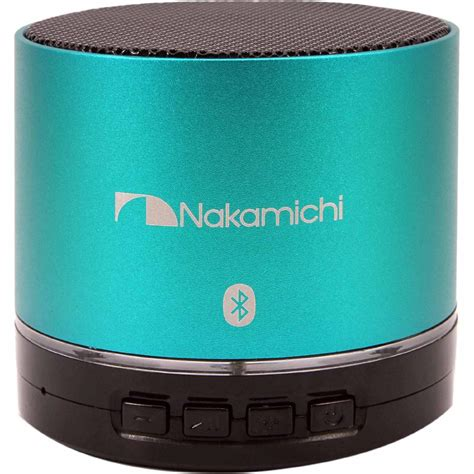 Speaker Bluetooth Nakamichi nakamichi bt05 bluetooth speaker emerald shop your way shopping earn points on tools