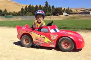 Lightning Mcqueen Car For Toddlers Race Car Archives Damngeeky