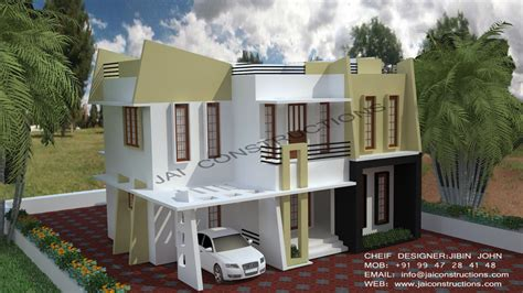 house plans models contemporary model house plans jai constructions